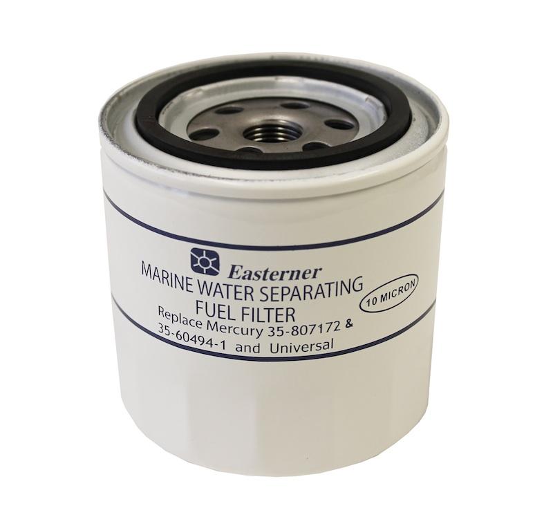 ersetzt 35-807172 Ersatzfilter für Mercruiser  Benzinfilter Wasserabscheider